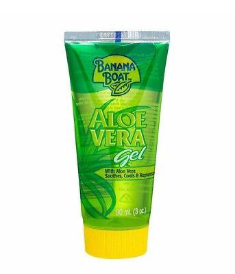 Banana Boat Aloe Vera Gel After Sun Care Cooling Soothing Soften Skin 90ml 8858845309862 Ebay