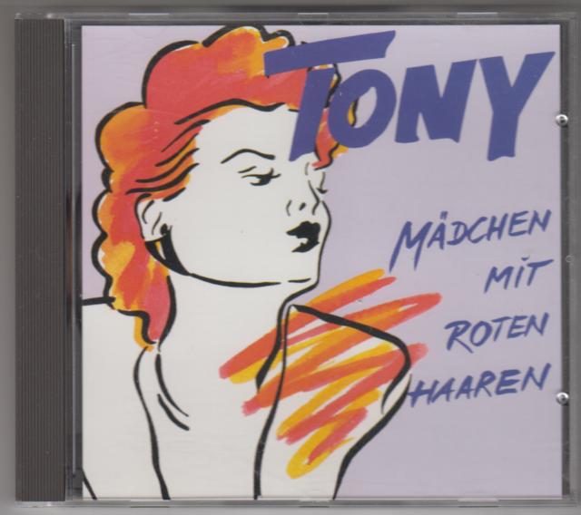 Mädchen mit Roten Haaren - Tony