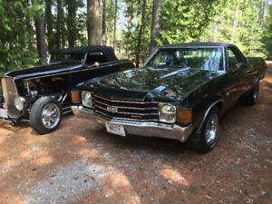 1972 Chevrolet Chevelle El Camino SS