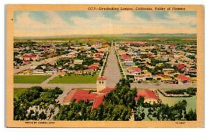 Overlooking-Lompoc-CA-Valley-of-Flowers-Postcard