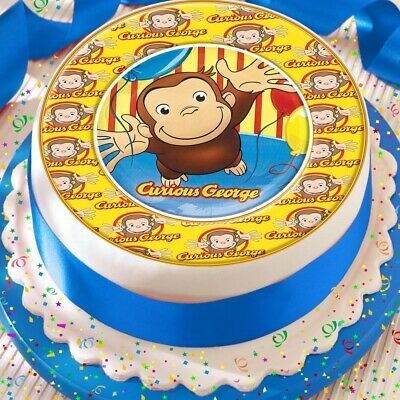 FINDING NEMO PERSONALISED PRECUT EDIBLE BIRTHDAY CAKE TOPPER DECORATION A311K