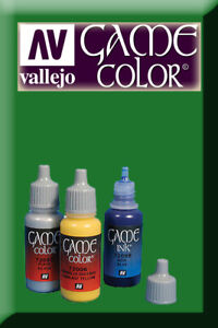 Game Color Goblin Green 72030 Acrylic Paint Vallejo
