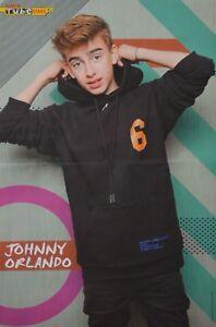 JOHNNY-ORLANDO-A3-Poster-ca-42-x-28-cm-Clippings-Fan-Sammlung-NEU