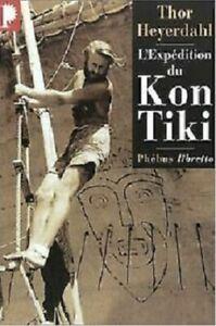 L-039-expedition-du-Kon-Tiki-de-Thor-Heyerdahl-Occasion-Tres-bon-etat