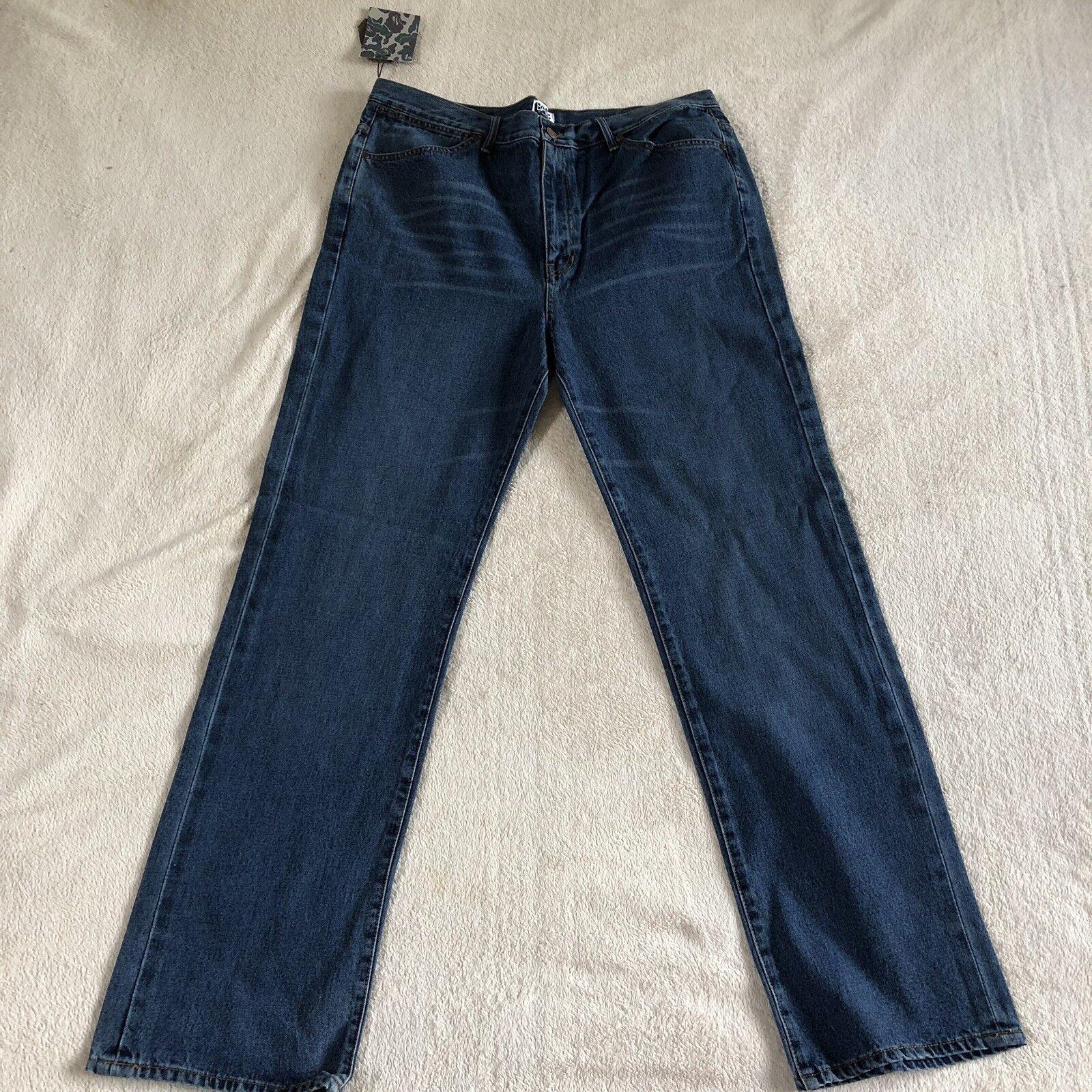 NWT A Bathing Ape Men's Jeans Size 3XL