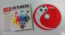 Los Planetas. Un buen día - Todo lo de hoy. CD SINGLE. RCA .