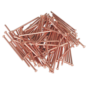 PS/0003 Sealey Stud Welding Nails 2.0 x 50mm Pack of 100 [Spot & Stud Welders]