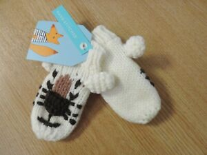Joules-Baby-Boys-Chum-Mittens-Tiger-Size-6-12-Months-CR190-BB-01