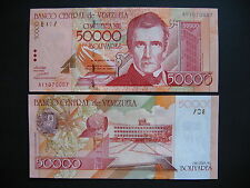 VENEZUELA  50000 Bolívares 24.8.1998  (P83)  UNC