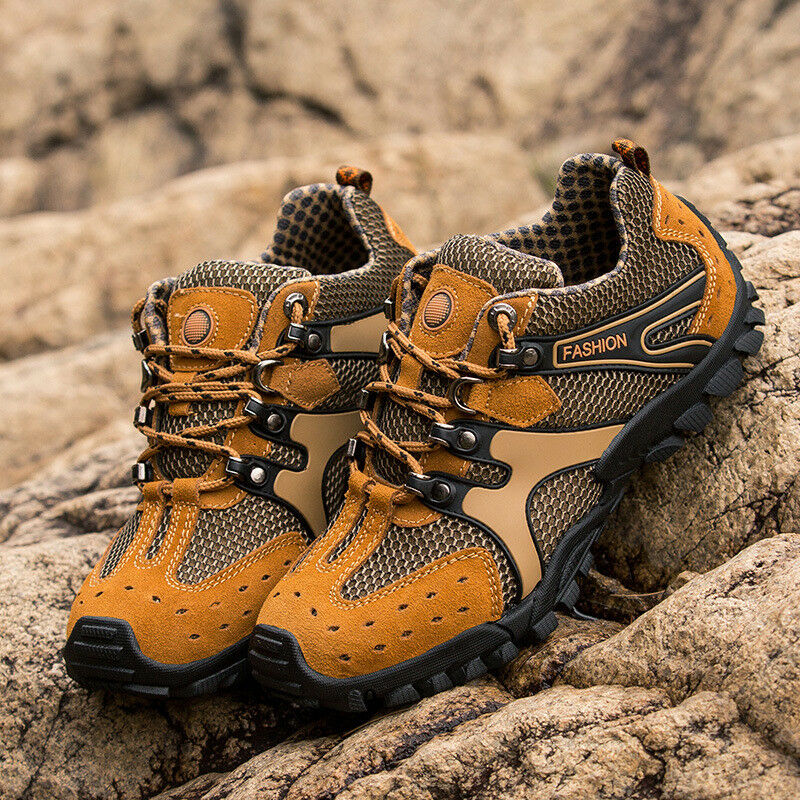 New Men's Snaker Running Sports Trail Mountain Climbing Outdoor Hiking shoes