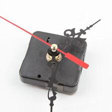 Schwarz Wanduhr Uhrwerk Quarzwerk Laufwerk Reparatur-DIY Werkzeug & 3-Zeiger-Set