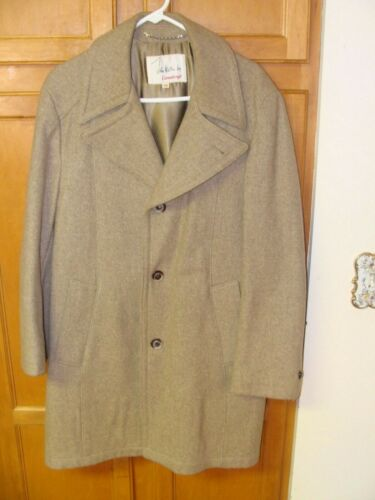 Vintage John Weitz by Casualcraft Mens 75% wool co