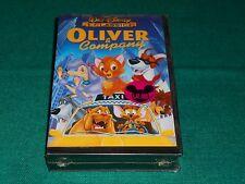 """ OLIVER & COMPANY "" VHS SIGILLATA"