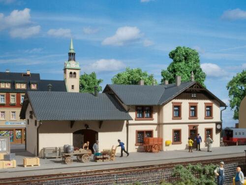 Auhagen kit 11362 NEW HO STATION OBERRITTERSGRUN