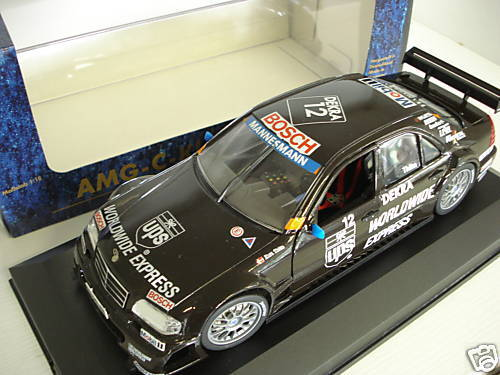 Model car Mercedes Benz -C-AMG ITC1996 Kurt Thiim 1 18