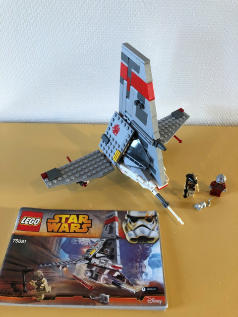 Lego Star Wars, 75081, LEGO 75081 Star wars med original…