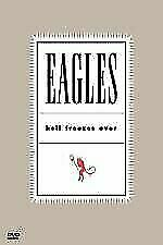EAGLES-039-HELL-FREEZES-OVER-039-DVD-very-good-condition-rare-dvd-t2