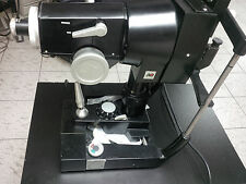 American Optical Corporation Opthalometer Keratometer 11705