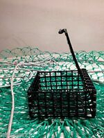 1+ Crab Trap Bait Box For Crab Pots & Ring Nets Smaller Square Openings