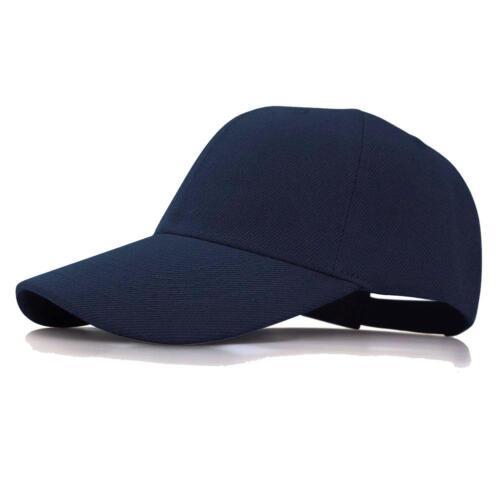 NEW Mode Casquette de baseball Blank Plain Snapback Hip-Hop bboy Cap  EP