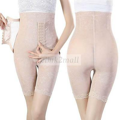 Underbust Full Body Waist Cincher Firm Tummy Control Slimming Body Shaper Briefs