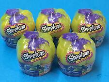 NEW (5)Shopkins Exclusive Halloween Surprise 2-Pack  w/ GLOW IN DARK Pumpkin