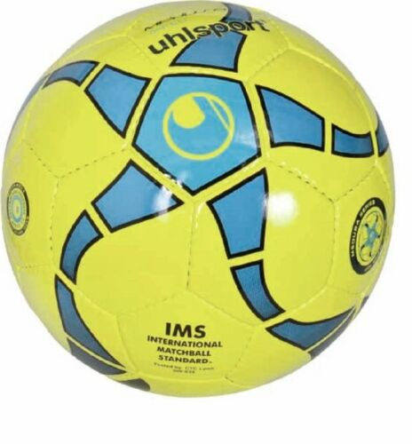New Authentic Uhlsport Medusa Anteo Futsal Ball Futbol Sala official size 4