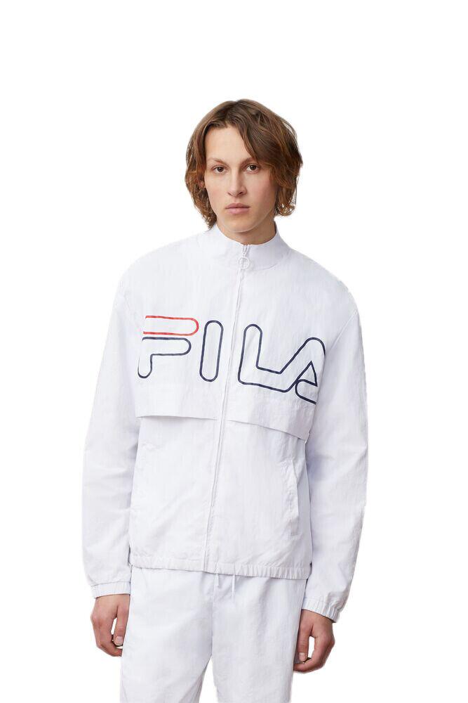 Fila Dani Woven Jacket Weiß