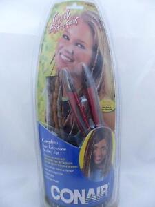 Conair-Quick-Extensions-Complete-Hair-Extension-Styling-Kit-New