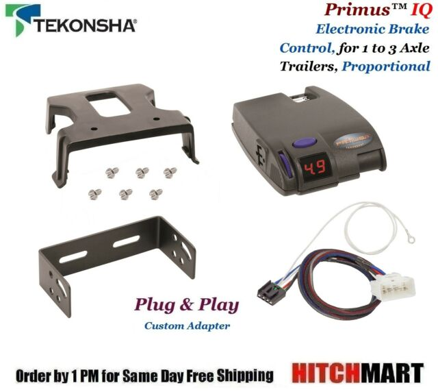 Primus Iq Brake Controller W Adapter For 2015
