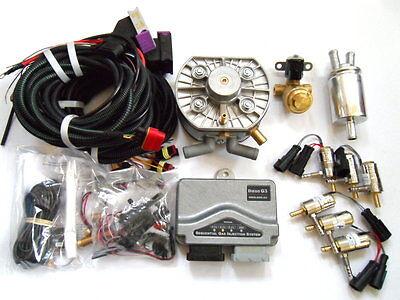 KME Diego G3 4 Zyl Silver Valtek LPG Autogas Anlage