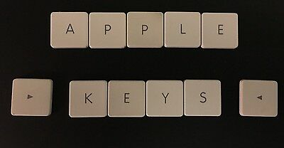 Replacement/Individual Keys And Hinge for Apple Mac Keyboard | eBay