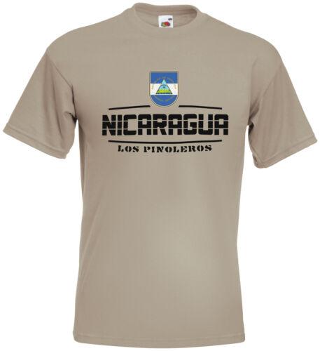 Nicaragua  Fanshirt Trikot WM2018 S M L XL XXL