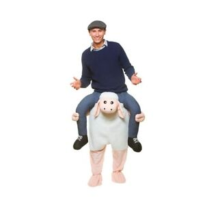 Adult animal costume sheep