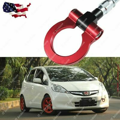 Xotic Tech JDM Sports Track Racing Style CNC Aluminum Tow Hook For Honda FIT Jazz Insight Neo Xotic Tech Direct