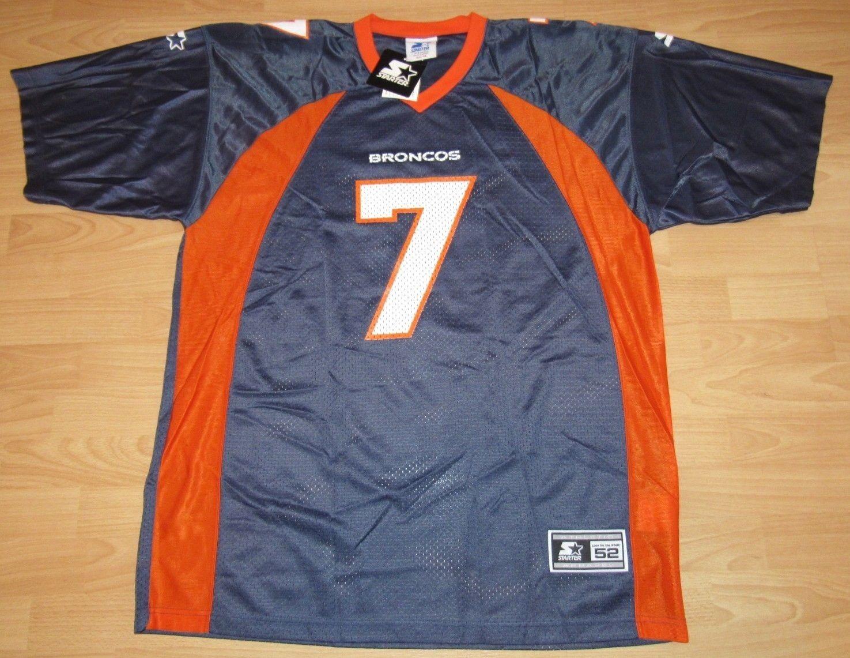 Denver Broncos John Elway  7 7 7 1998 Heim Original Starter Trikot Größe Herren 52 f8f3e1