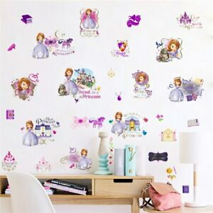 Princess Sofia Wall Sticker Decal