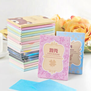 Topic facial oil wipes