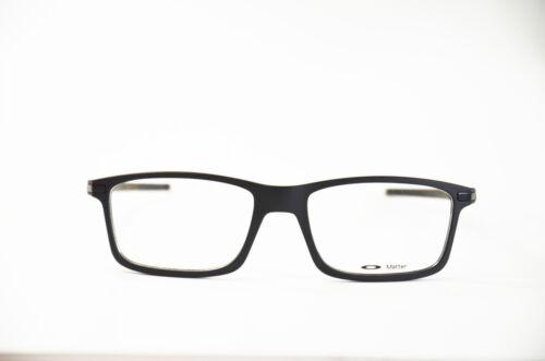 5b740f156d2 ... Oakley Pitchman OX 8050 01 55 Satin Black Herren Kunststoff Brille  schwarz Neu