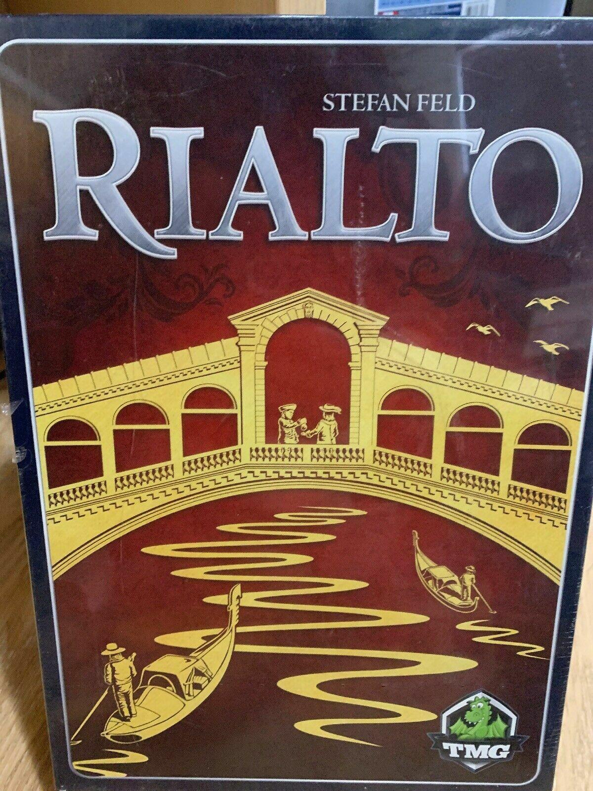 Rialto Board Game - NEW SEALED
