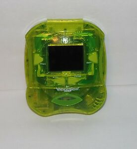 Image Is Loading Video Now Color Fx Pvd Player Green Clear