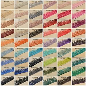 51-Colors-Goose-Biot-Feather-Trim-Fringe-For-Millinery-Fascinator-Hat-Craft-Gown
