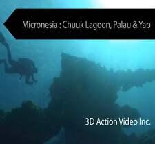 Micronesia: Chuuk Lagoon, Palau & Yap