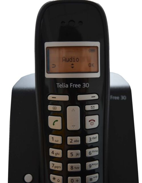 dect telefon telia