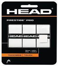 HEAD Prestige Pro White OVERGRIP Racchetta