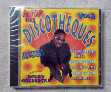 CD AUDIO / LE TOP DES DISCOTHEQUES VOL. 2(YANNICK, SAEZ...)  CD NEUF NEW JMC 221