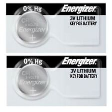 Keyless Entry Remote Energizer Battery Replacement CR2016 2Pk FREE SHIPPING
