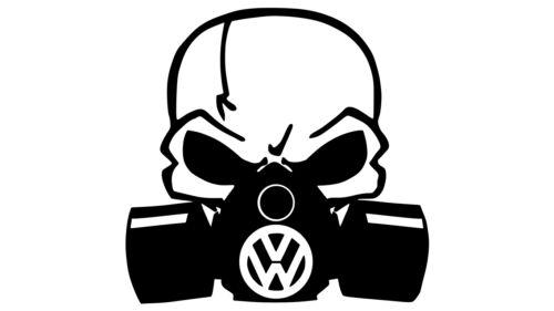 Buy 5 Get 10 Gas Mask BMW,AUDI,VW,Volkswagen sticker Buy 2 Get 3 Buy 3 Get 5