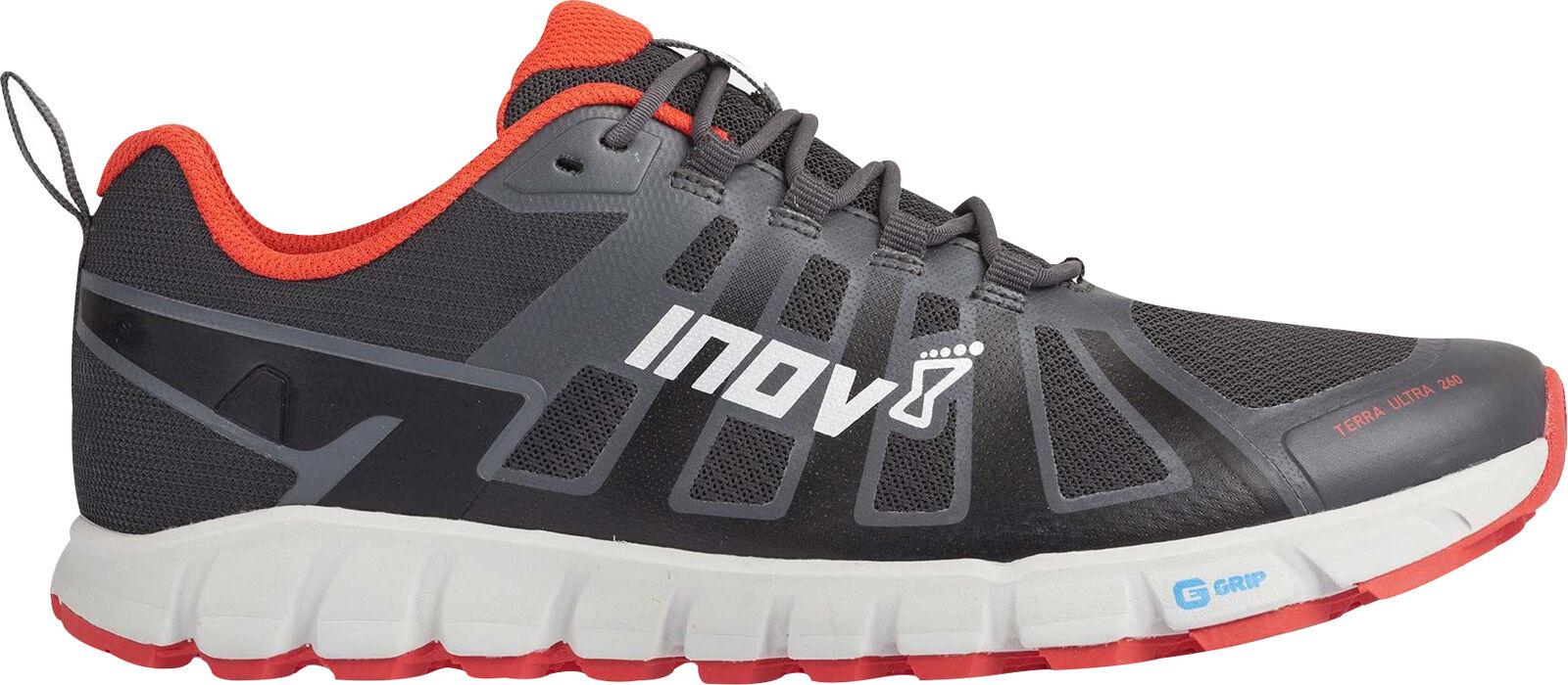 Inov 8 terraultra 260 Para Hombre Trail Running Zapatos-gris