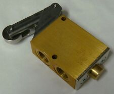 ROLLER / MOLLA LEVA 3/2 1 / 4bspp aria valvola pneumatica